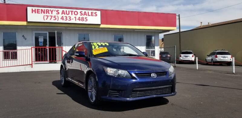 2012 Scion tC for sale at Henry's Autosales, LLC in Reno NV