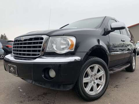 2007 Chrysler Aspen for sale at LUXURY IMPORTS in Hermantown MN