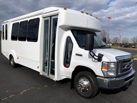2012 Ford E-450 for sale at Major Vehicle Exchange in Westbury NY