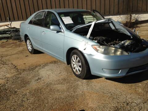2005 Toyota Camry for sale at ASAP Car Parts in Charlotte NC