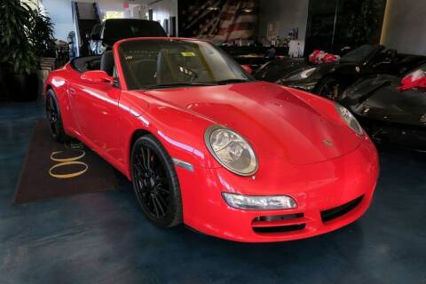 2005 Porsche 911 for sale at OC Autosource in Costa Mesa CA
