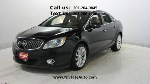 2013 Buick Verano for sale at NJ State Auto Used Cars in Jersey City NJ