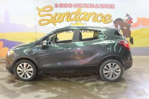 2018 Buick Encore for sale at Sundance Chevrolet in Grand Ledge MI