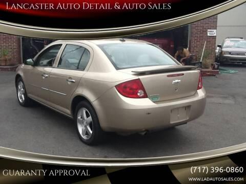 2005 Chevrolet Cobalt for sale at Lancaster Auto Detail & Auto Sales in Lancaster PA