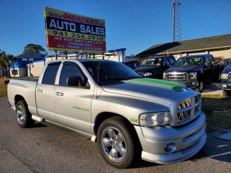 2003 Dodge Ram Pickup 1500 for sale at Mox Motors in Port Charlotte FL