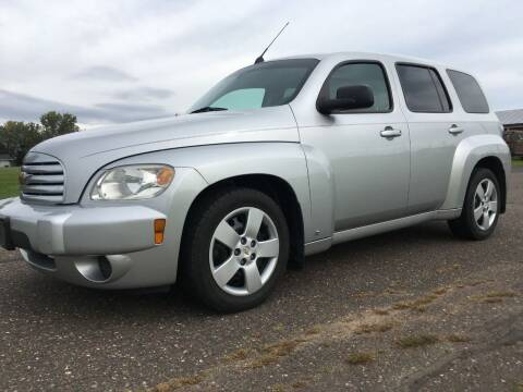 2009 Chevrolet HHR for sale at WHEELS & DEALS in Clayton WI
