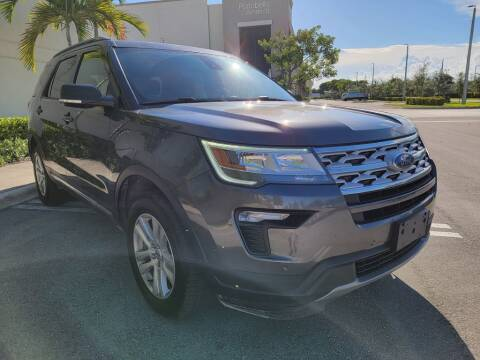 2019 Ford Explorer for sale at Keen Auto Mall in Pompano Beach FL