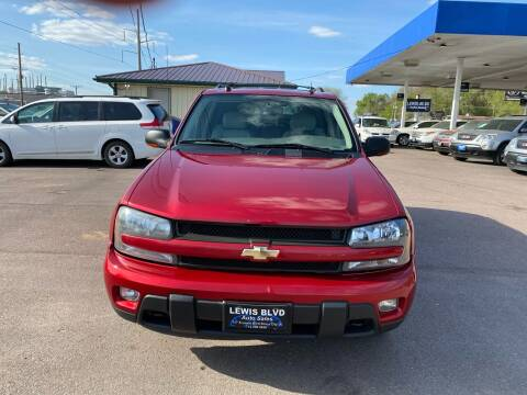 2005 Chevrolet TrailBlazer for sale at Lewis Blvd Auto Sales in Sioux City IA