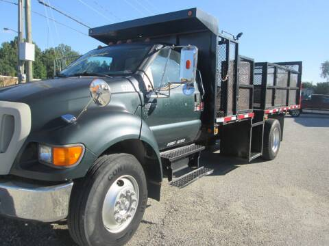 2004 Ford F-750 Super Duty for sale at Wally's Wholesale in Manakin Sabot VA