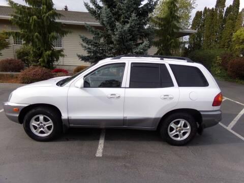 2002 Hyundai Santa Fe for sale at Signature Auto Sales in Bremerton WA
