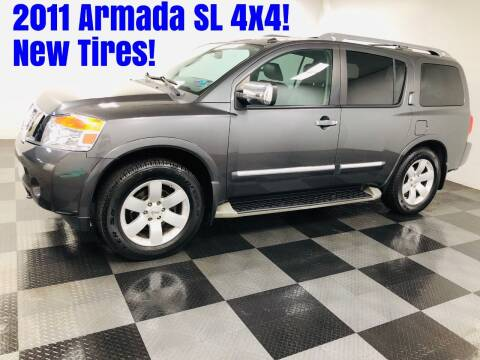 2011 Nissan Armada for sale at CarCo Direct in Cleveland OH