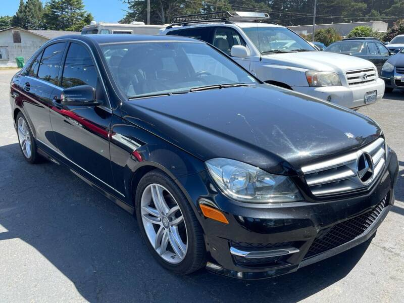 2013 Mercedes-Benz C-Class for sale at HARE CREEK AUTOMOTIVE in Fort Bragg CA