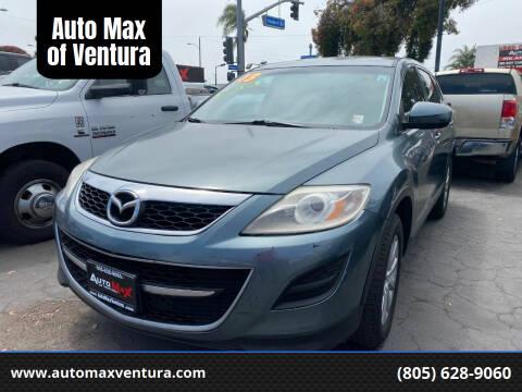 2010 Mazda CX-9 for sale at Auto Max of Ventura in Ventura CA