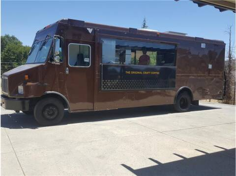 2005 Freightliner MT45 Chassis for sale at Dealers Choice Inc in Farmersville CA