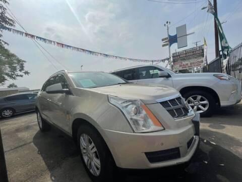 2012 Cadillac SRX for sale at Silver Star Auto in San Bernardino CA