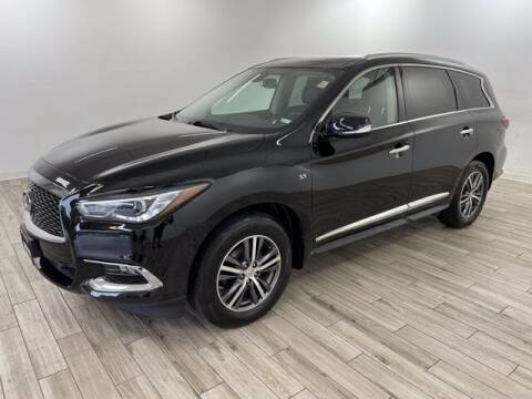 2017 Infiniti QX60 for sale at TRAVERS GMT AUTO SALES - Traver GMT Auto Sales West in O Fallon MO