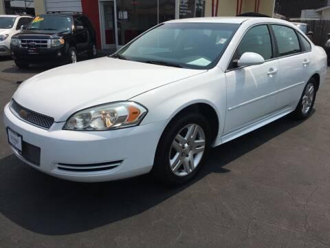 2015 Chevrolet Impala Limited for sale at Auto Max of Ventura in Ventura CA