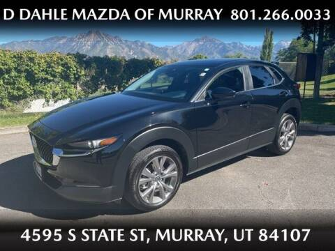 2021 Mazda CX-30 for sale at D DAHLE MAZDA OF MURRAY in Salt Lake City UT