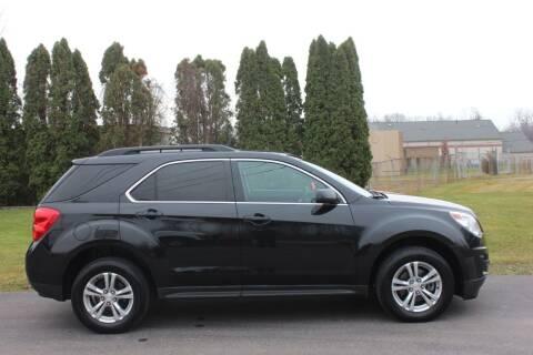 2013 Chevrolet Equinox for sale at D & B Auto Sales LLC in Washington Township MI