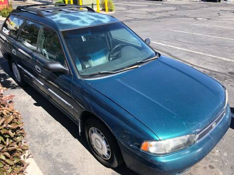 1996 Subaru Legacy for sale at City Auto Sales in Sparks NV