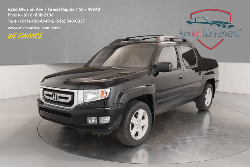 2010 Honda Ridgeline for sale at Elvis Auto Sales LLC in Grand Rapids MI