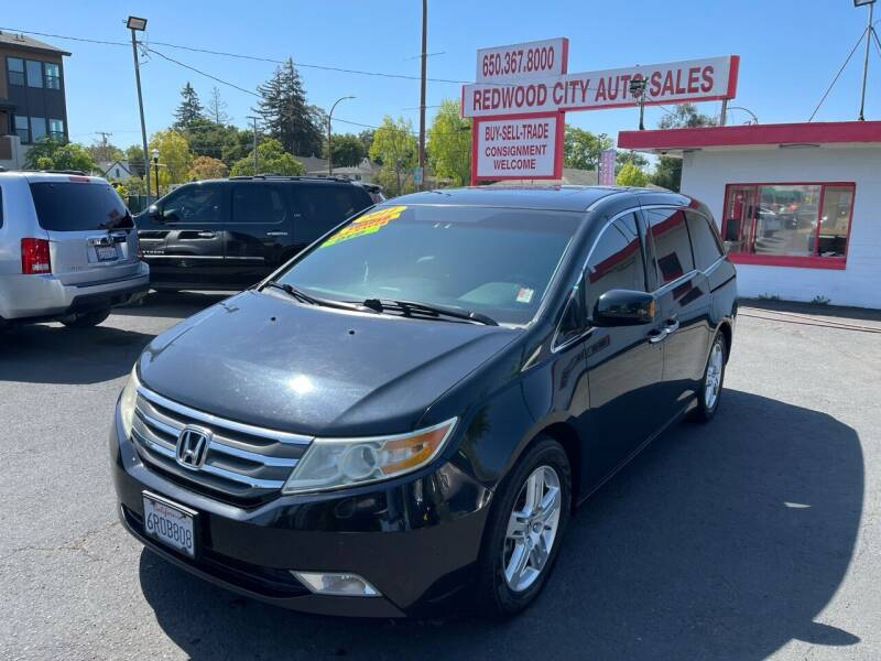 2011 Honda Odyssey for sale at Redwood City Auto Sales in Redwood City CA