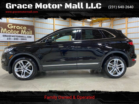 2016 Lincoln MKC for sale at Grace Motor Mall LLC in Traverse City MI