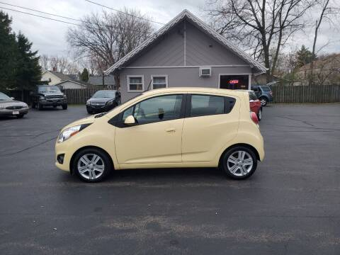 2014 Chevrolet Spark for sale at Deals on Wheels in Oshkosh WI