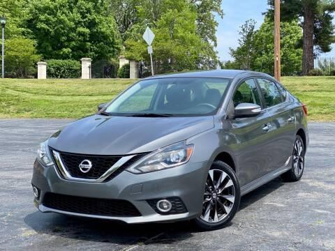 2017 Nissan Sentra for sale at Sebar Inc. in Greensboro NC