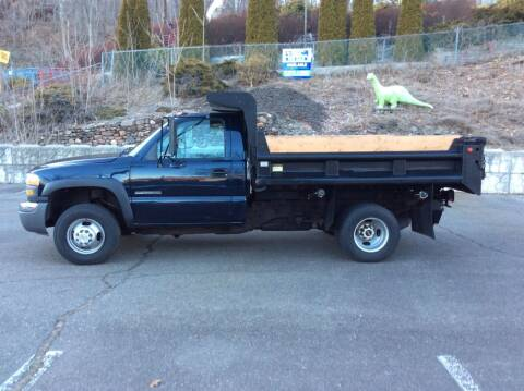 2005 GMC Sierra 3500 for sale at Moore Brothers Inc in Portland CT