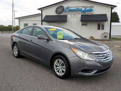 2011 Hyundai Sonata for sale at Country Auto in Huntsville OH