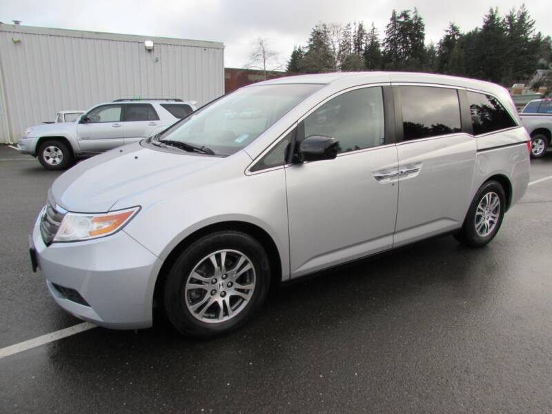 2012 Honda Odyssey for sale at 101 Budget Auto Sales in Coos Bay OR