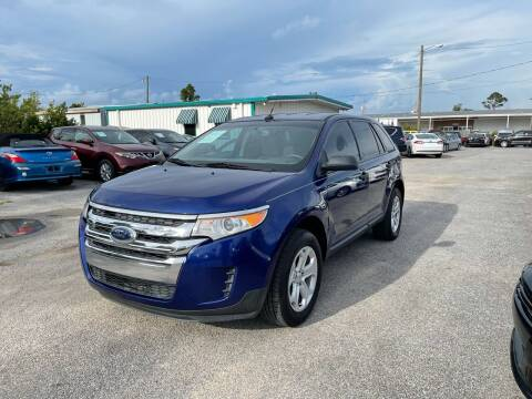 2013 Ford Edge for sale at Jamrock Auto Sales of Panama City in Panama City FL