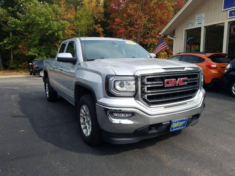 2017 GMC Sierra 1500 for sale at Fairway Auto Sales in Rochester NH