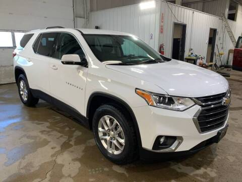 2018 Chevrolet Traverse for sale at Premier Auto in Sioux Falls SD