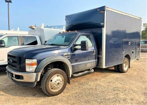 2009 Ford F-450 Super Duty for sale at KA Commercial Trucks, LLC in Dassel MN