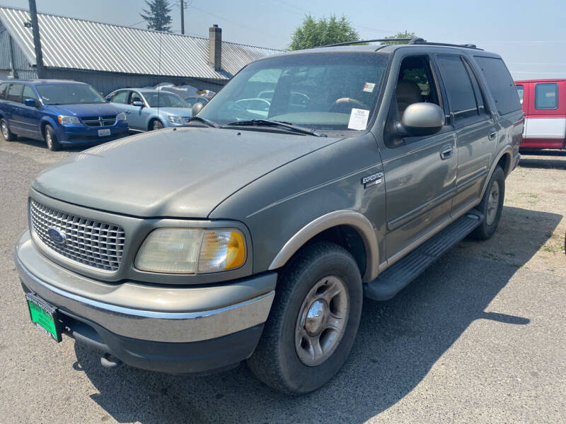 1999 Ford Expedition for sale at Cliff's Qualty Auto Sales in Spokane WA