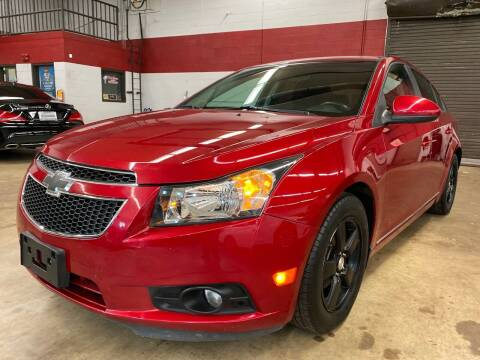 2014 Chevrolet Cruze for sale at Columbus Car Warehouse in Columbus OH