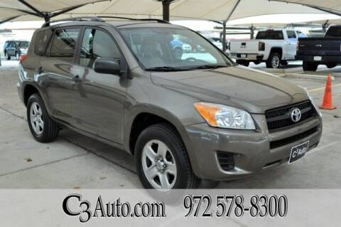 2011 Toyota RAV4 for sale at C3Auto.com in Plano TX