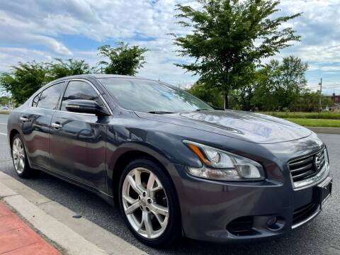 2012 Nissan Maxima for sale at Bmore Motors in Baltimore MD