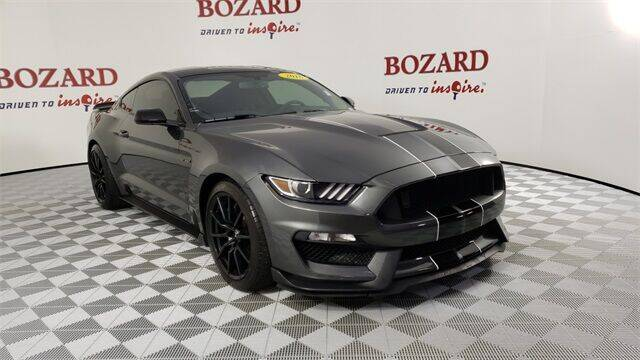 2016 Ford Mustang for sale at BOZARD FORD in Saint Augustine FL