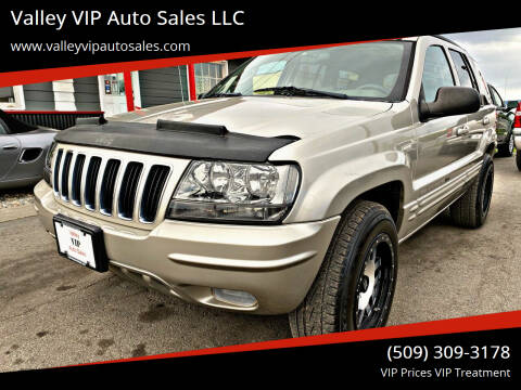 2003 Jeep Grand Cherokee for sale at Valley VIP Auto Sales LLC in Spokane Valley WA