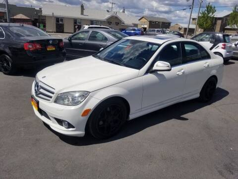 2008 Mercedes-Benz C-Class for sale at Cool Cars LLC in Spokane WA