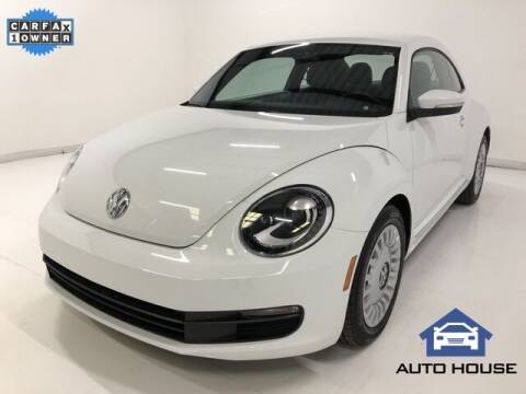 2016 Volkswagen Beetle for sale at Auto House Phoenix in Peoria AZ