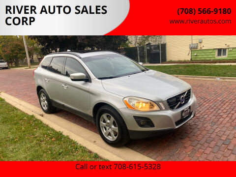 2010 Volvo XC60 for sale at RIVER AUTO SALES CORP in Maywood IL