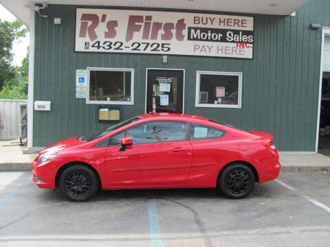 2013 Honda Civic for sale at R's First Motor Sales Inc in Cambridge OH