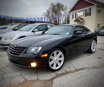 2004 Chrysler Crossfire for sale at Unique LA Motor Sales LLC in Byrnes Mill MO