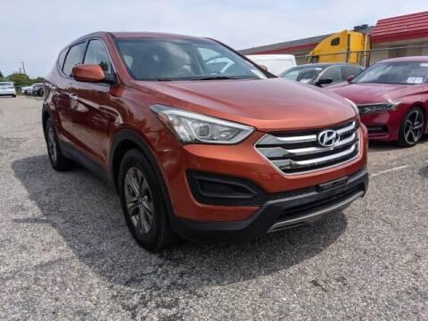 2016 Hyundai Santa Fe Sport for sale at EMG AUTO SALES in Avenel NJ