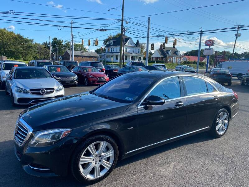 2014 Mercedes-Benz S-Class for sale at Masic Motors, Inc. in Harrisburg PA