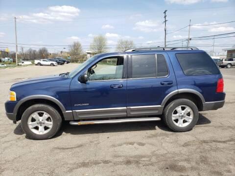 2004 Ford Explorer for sale at REM Motors in Columbus OH